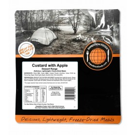 CREME ANGLAISE POMMES EXPEDITION FOODS. 450 Kcal.-VÉGÉTARIEN-EXPEDITION FOODS-004-0269-7,50 €