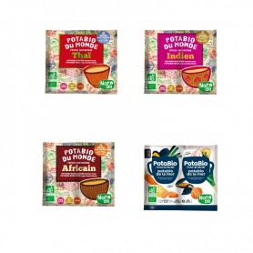 PACK SOUPES DU MONDE BIO-BIO--PACK SOUPES Bio-5,35 €