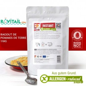 RAGOUT DE POMMES DE TERRE EF EMERGENCY FOOD EF EMERGENCY FOOD