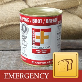 Repas lyophilisés Ravitail PAIN EF EMERGENCY FOOD 320G-SURVIE-EF Emergency Food--5,45 €