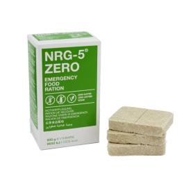 NRG-5 ZÉRO Ration Alimentaire d'Urgence MSI 2300Kcal MSI